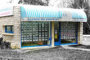 Tout Limmobilier à Le Chatelet En Brie Avec Gilimmo Agence